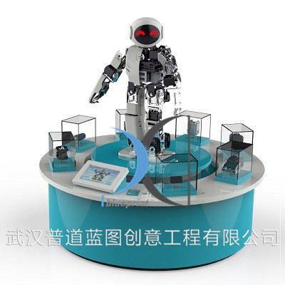 剖析仿人机器人