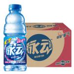 脉动(Mizone) 维生素饮料 水蜜桃味 600ml *15瓶 整箱