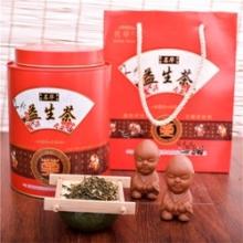 名华益生茶小红桶
