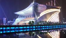 广州亚运海心沙广场雨水回用项目