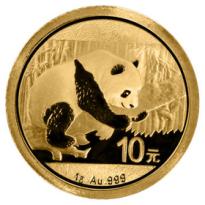 金永恒 中国金币 2016年熊猫金币纪念