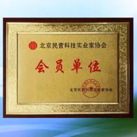 北京民营科技实业家协会