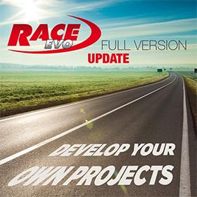 RACE调校软件