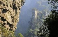 上林樊家庄山谷