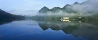 上林金莲湖