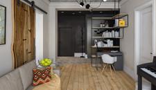 东南亚四居室风格设计