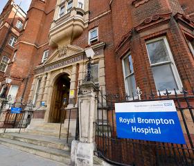 英国皇家布朗普敦医院