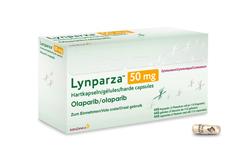 卵巢癌/宫颈癌/输卵管肿瘤/腹膜癌  Lynparza 奥拉帕尼 olaparib