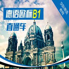 德语欧标B1直通车-新东方在线
