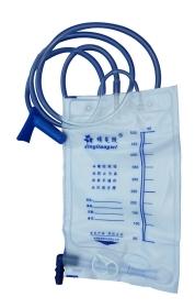 一次性使用抗返流引流袋(侧排式) FL12050