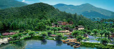 旅游区景观设计