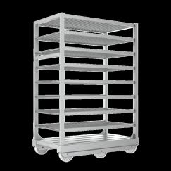 Aluminum aluminumpallets