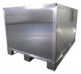 Box-Style aluminumpallets