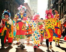 众博平台娱乐滑稽小丑
