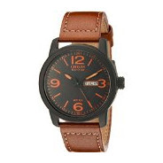 西铁城 男式不锈钢手表