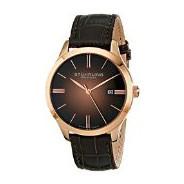 施图霖男士经典瑞士石英手表