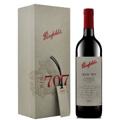 澳洲进口奔富红酒 707木塞2013年