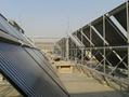 徐州太阳能热水器案例-徐州软件园E1楼