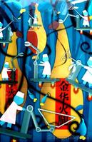 """《""""种""""火腿》 汪海昊  男  10   浙江省金华市西苑小学  吴立文  一等奖"""