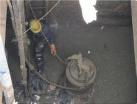 泵站集淤池清淤