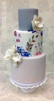 翻糖水晶蛋糕 (2)