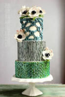 翻糖水晶蛋糕 (4)