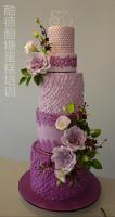 翻糖水晶蛋糕 (7)