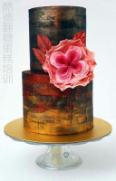 翻糖水晶蛋糕 (35)