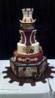 翻糖蛋糕55