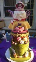翻糖蛋糕65