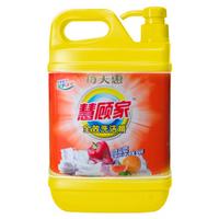 【惠客超市】惠顾家1.5KG全效洗洁精【手机下单立省4元】