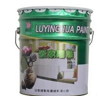绿影花内墙环保乳胶漆墙面净味家装漆白色油漆涂料可调色正品包邮