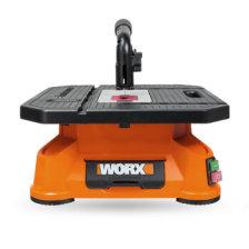 威克士(WORX)650瓦多功能台式电锯WX572 曲线锯木工锯木工电动工具
