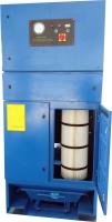 滤筒式单机除尘器