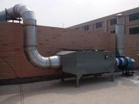 活性炭废气净化除尘器