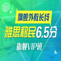 【知心雅思】雅思移民6.5分旗舰外教VIP低起点长线班(G类)