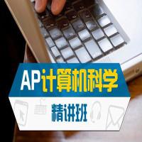 AP计算机科学精讲班