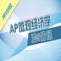 AP微观经济学冲5分班-新东方在线