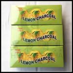 绿盒柠檬碳阿拉伯水烟优质炭