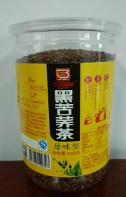 """""""三运""""黑苦荞茶(原味型)500g"""