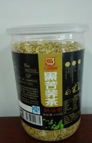 """""""三运""""黑苦荞茶(烘培型)250g"""