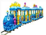 儿童小火车厂家大型游乐设备厂家海洋派对小