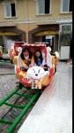 招财猫游乐设备过山车|游乐园配套设施