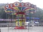 2017新款儿童游乐设备公园游乐园飞椅娱