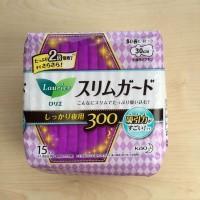 日本花王乐而雅LAURI夜用30cm护翼型卫生巾15片 2包包邮