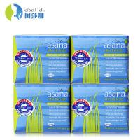 阿莎娜加拿大原装进口卫生巾 4包日用10片 纯棉超薄卫生巾组合