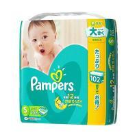 【全国包邮】日本帮宝适纸尿裤S102