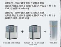 全温控制空气源5P