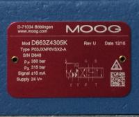 D663Z4305K P03JXNF6VSX2-A Moog 原�b正品