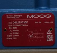 D662Z4336K P01JXMF6VSX2-A Moog 原装正品